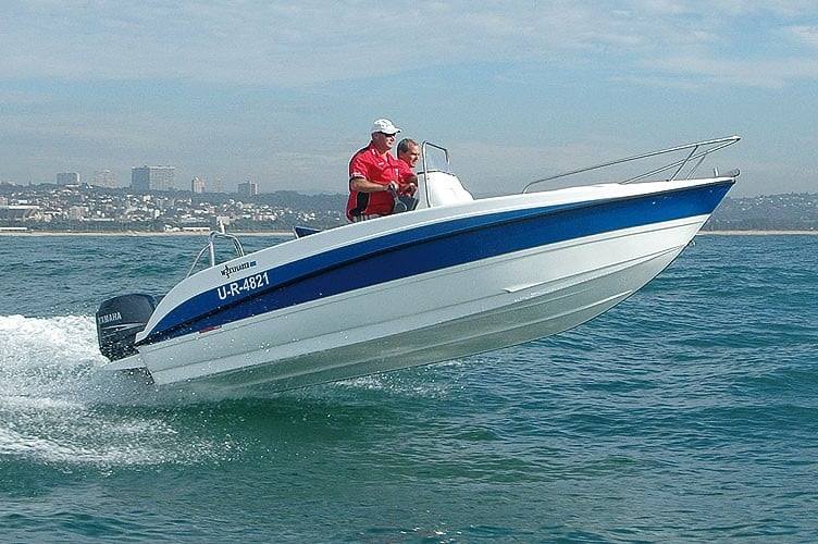 Explorer 510 CC Multi Purpose Boat Plett Yamaha South Africa